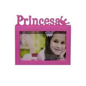 Porta Retrato Princesa Rosa
