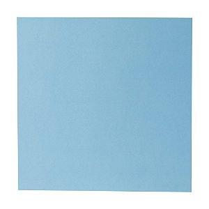 Kit Papel Cardstock Scrap Sky Céu Azul Celeste 5 Folhas