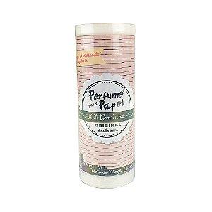 Kit Docinho Perfume para Papel com 3 aromas 15 ml cada
