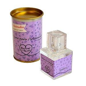 Perfume para Papel Bamboo 50ml Edição Colecionador