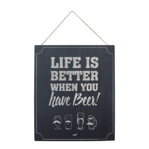 QUADRO DECORATIVO HAVE BEER