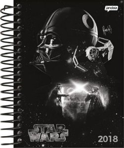 AGENDA STAR WARS 2018 352 PGS