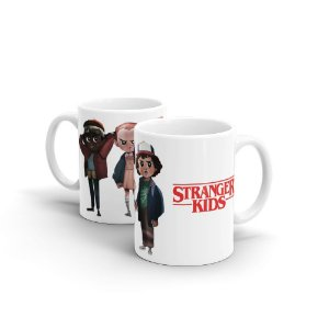 CANECA STRANGER KIDS BY JULIO MAGAH - Beek