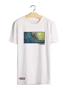 Camiseta Surf Skull