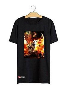 Camiseta PQD Fire