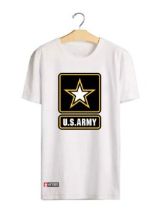 Camiseta U S Army