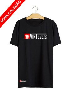 CAMISETA VINTESEIS