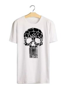 Camiseta Skull Cod