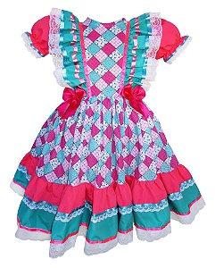 Vestido Festa Junina 019