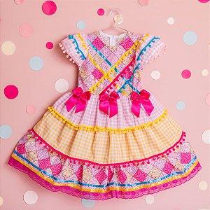 Vestido Festa Junina 022
