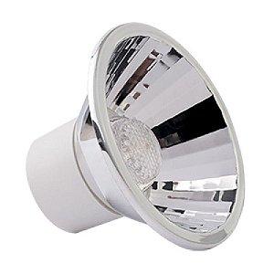 Lâmpada AR70 Módulo LED 5W Dimerizável 2700K 127V - Brilia