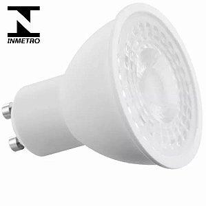 Lâmpada Dicróica MR16 GU10 LED Bivolt - BRILIA
