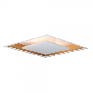 Plafon Embutir New Picture LED 2700K 276 / 277 / 278  - luz indireta - New Line