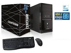 COMPUTADOR INTEL CENTRIUM THINLINE 4400 INTEL PENTIUM G4400 3.3GHZ 4GB 500GB LINUX