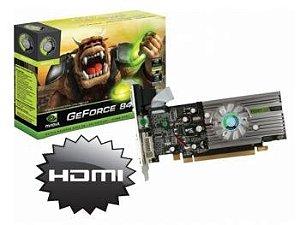 Placa De Vídeo Nvidia Geforce 8400gs 1gb Hdmi Dvi Vga