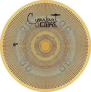 Capa CymbalCare GdOz Cor: Dourado
