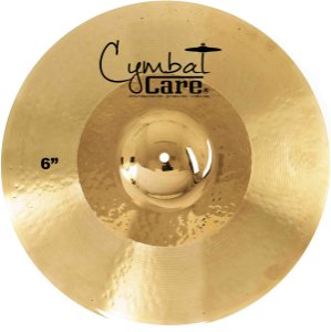 Capa CymbalCare GDK Cor: Dourado