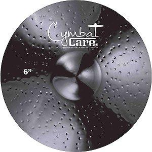 Capa CymbalCare BK Cor: Preto