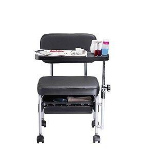 Cadeira Cirandinha Para Manicure Belga - Dompel