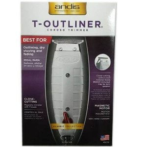 Combo Fade Master + T-Outliner de Acabamento - Andis - Made in USA