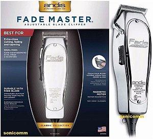 Combo Fade Master 14000v + T-Outliner 7200v de Acabamento - Andis
