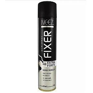 Laquê Fixer - Extra Forte - 24h - 400ml - Neez
