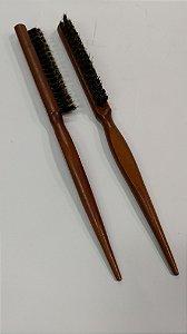 Escova de Disfarce com Cerdas Naturais - Longa - Unidade