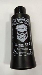 Shaving Gel Black Fix - 300% Vol