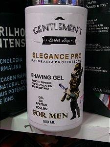 Shaving Gel Gentlemen's Elegance Pro - 500ml