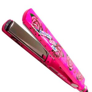 Chapinha │Prancha Babyliss Pro Ink Nano Titanium - Rosa - 230º