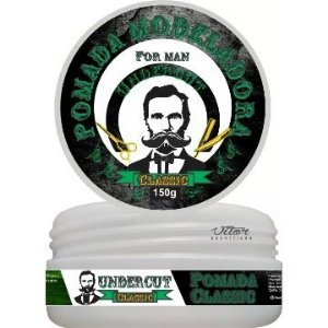 POMADA FOR MAN - CLASSIC - UNDERCUT - 150g
