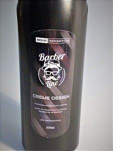 Creme Design - 500ml - Barber Line