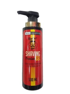 Shaving Gel Barber Line Hidratante (500ml)