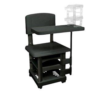 Cadeira Cirandinha Manicure Santa Clara - com Display para Esmaltes