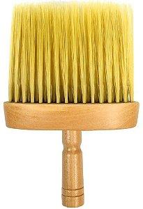 Espanador para Barbeiro Tam. Grande - Madeira (ref. 594)