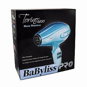 Secador BabyLiss PRO Torino 6100 - 2000w