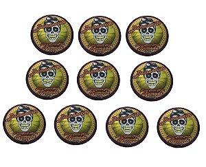 Pomada para Cabelos Damanccito - Firm Hold Hair Pomade (120g cada) - 10 Unidades