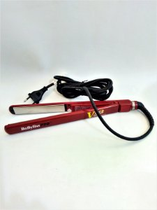 Chapinha │Prancha BabyLiss Pro Nano Titanium Fast and Furious - 25mm - 220v