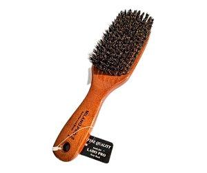 Escova para Barbeiro Milano Pro - Lado Pro New York  - Ref  0756