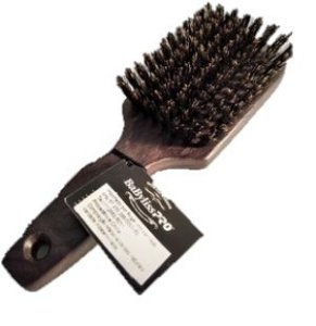 Escova de Madeira Babyliss PRO Barber Retangular