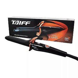 "Modelador de Cachos Taiff Curves 1"" 25mm - 210º (Bivolt)"