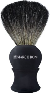 Pincel Para Barbear Marco Boni - Cerdas de Texugo (ref.1333)