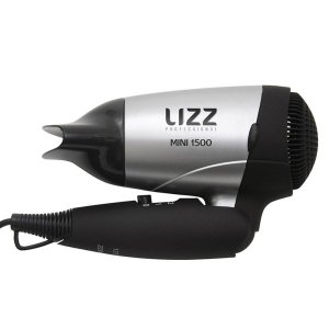 Secador para Viagem Lizz Mini Dobrável - Bivolt