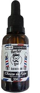 Óleo para Barba Barber Line Cheiro de Rico (30ml)