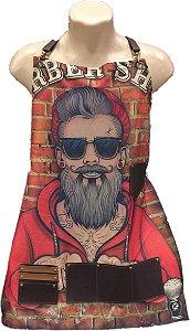 Avental em Lycra com Viscose para  Barbearia Master