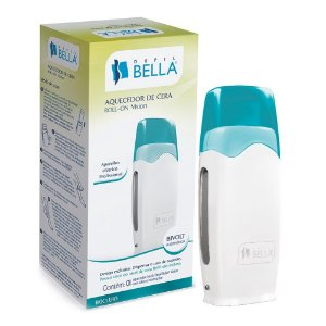 Aparelho Depilatório Aquecedor de Cera Depil Bella - Bivolt