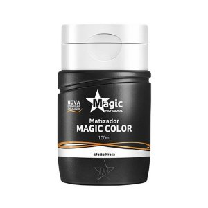 Matizador Magic Color Efeito Prata - 100ml
