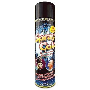 Spray  Cola Silver Line Extrema Fixação - 400ml
