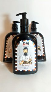 Shaving Gel RAI for Man - 500ml - 3 Unidades