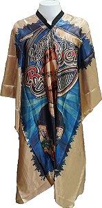 Capa de Corte em Cetim - O Tatuado Tam. Adulto (Padrão)